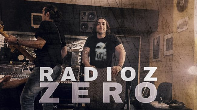 RADIOZ - STUDIO REPORT