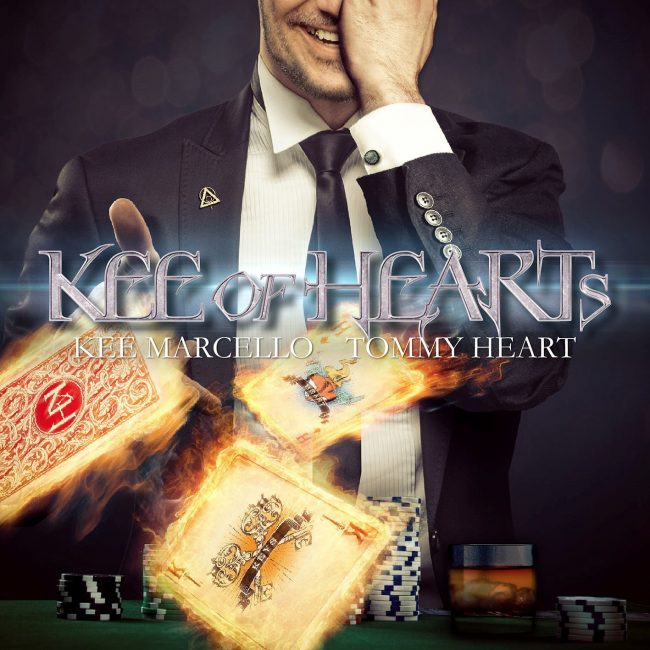 KEE OF HEARTS – Kee of hearts (2017)