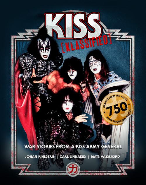 KISS - KLASSIFIED (Nuevo libro)