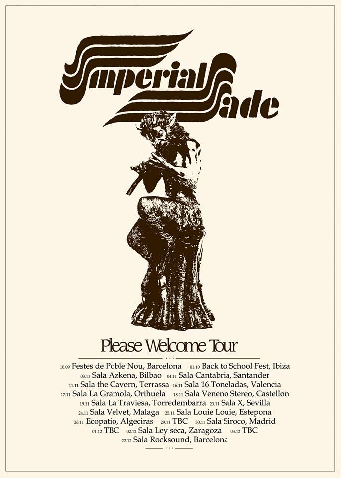 IMPERIAL JADE en concierto!