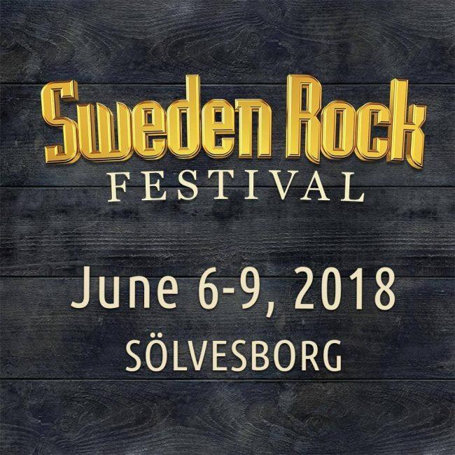 SWEDEN ROCK FESTIVAL CONFIRMA 26 BANDAS MÁS