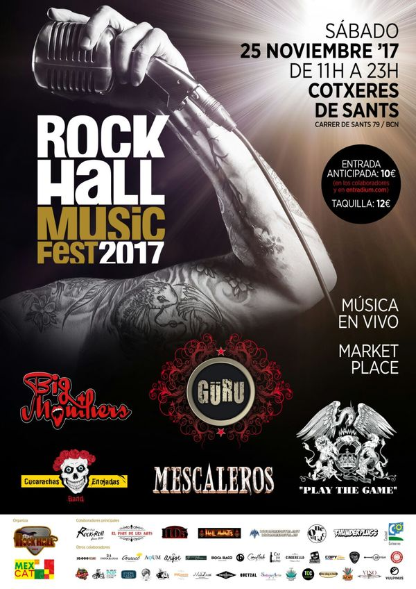 ROCK HALL MUSIC FEST 2017