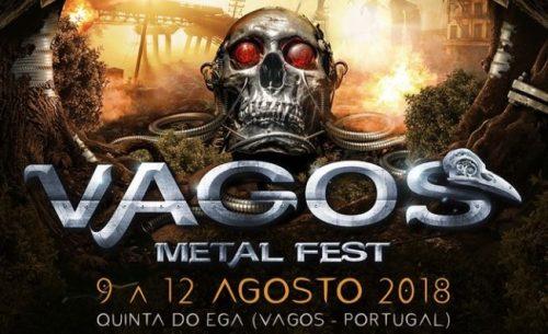 Nuevos nombres para el VAGOS METAL FEST 2018