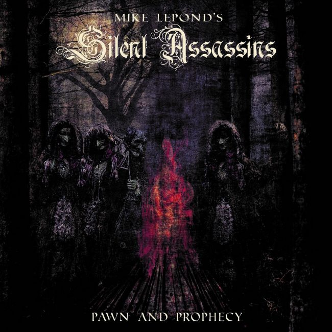 MIKE LEPOND'S SILENT ASSASINS - Pawn and Prophecy (2018) - English v. review -