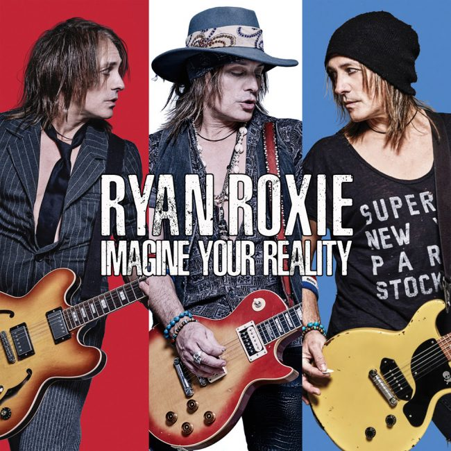 RYAN ROXIE - Imagine your reality (2018)