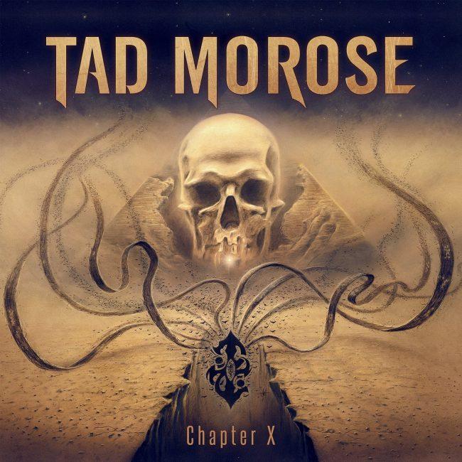 "TAD MOROSE - Adelanto de ""Chapter X"""
