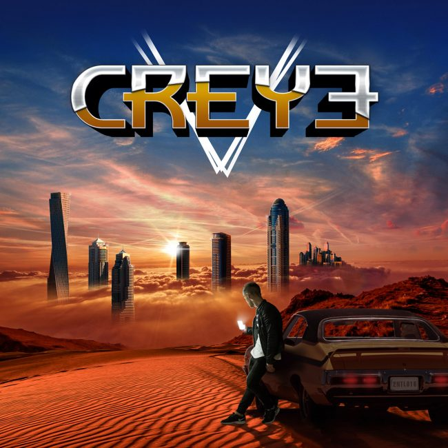 CREYE - Creye (2018) review