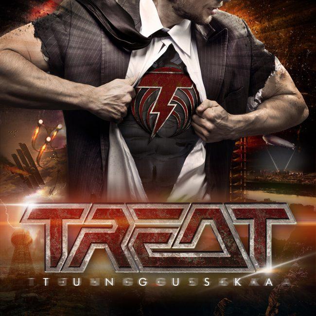 """TREAT - Nuevo disco """"Tunguska"""""""