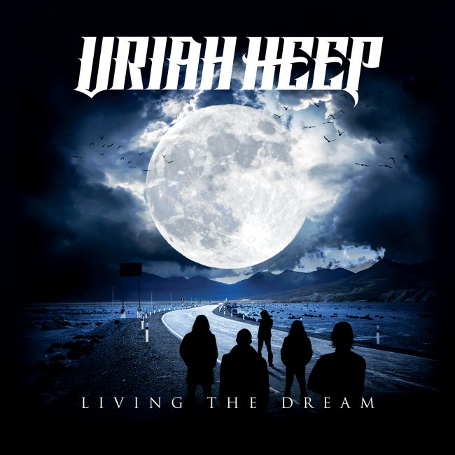 URIAH HEEP - Living the dream (2018) review