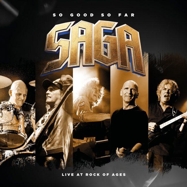 SAGA publica disco en directo