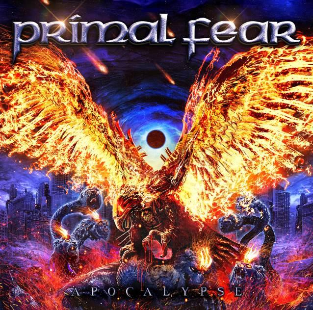 PRIMAL FEAR – Apocalypse (2018)
