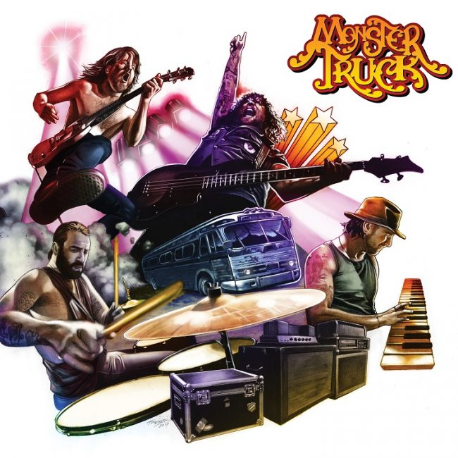 MONSTER TRUCK – True Rocker (2018) review