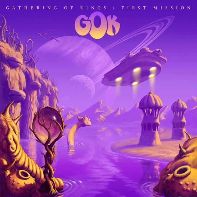 GATHERING OF KINGS – Dream team melódico desde Suecia