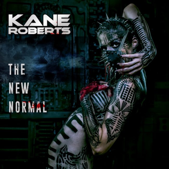 "KANE ROBERTS - Nuevo disco ""The new normal"""