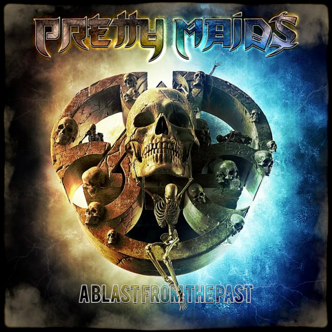 "PRETTY MAIDS - ""A Blast From The Past""  (12 CD Boxset)"