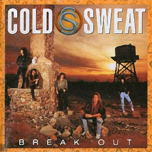 "COLD SWEAT - Reedición de ""Break out"""