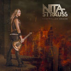 """NITA STRAUSS - Disco en solitario """"Controlled Chaos"""""""