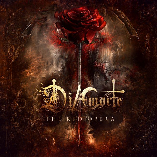 DIAMORTE - Opera rock con miembros de Symphony X y Them