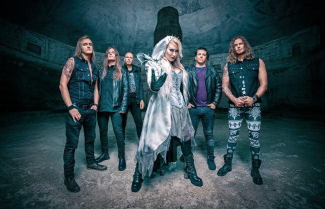 "BATTLE BEAST - Nuevo disco ""No more Hollywood endings"""