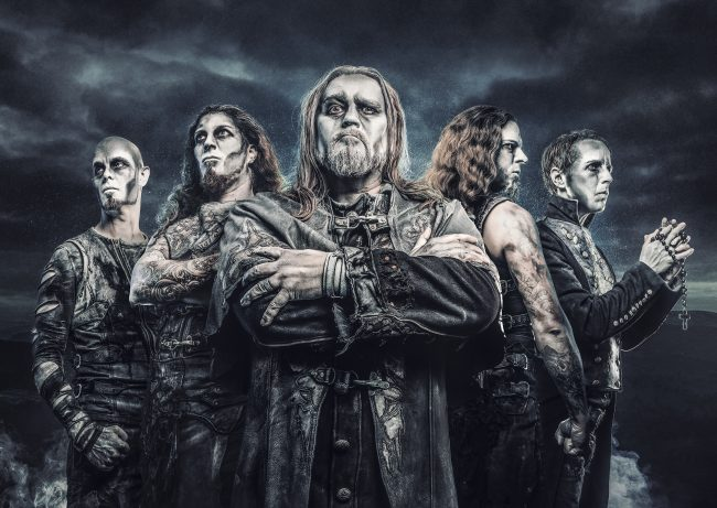 "POWERWOLF - Disco de versiones ""Metallum Nostrum"""