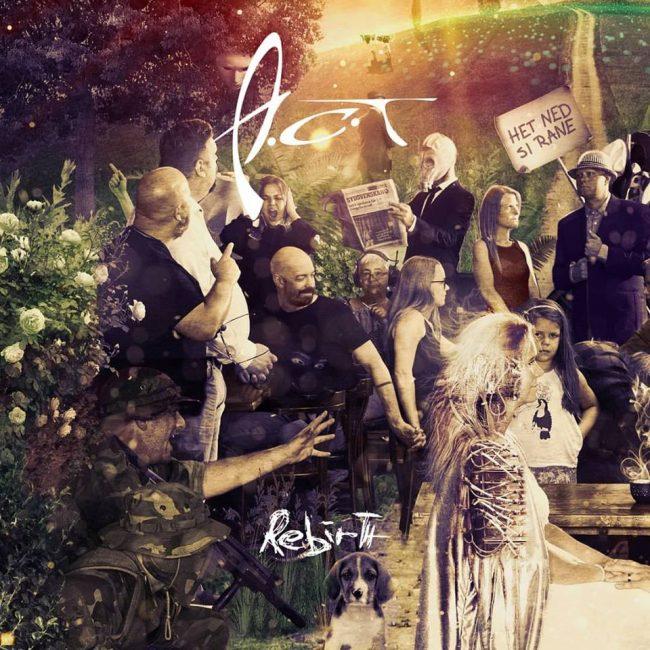 """A.C.T - Nuevo ep """"Rebirth"""""""