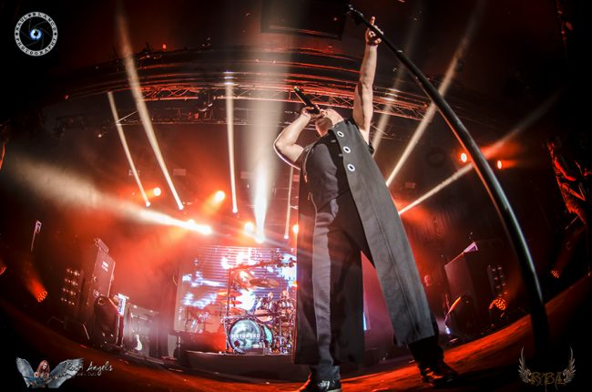 DISTURBED / SKINDRED - Crónica Madrid (Show review & pics)