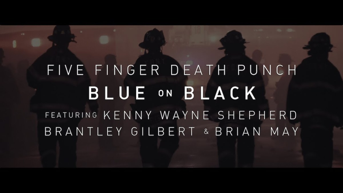 FIVE FINGER DEATH PUNCH lanzan single junto a BRIAN MAY