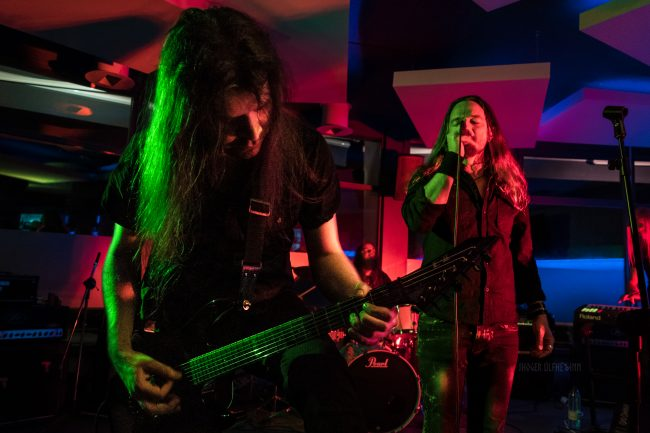 KING COMPANY / KNIGHTS OF BLOOD – Crónica Burgos (2019)