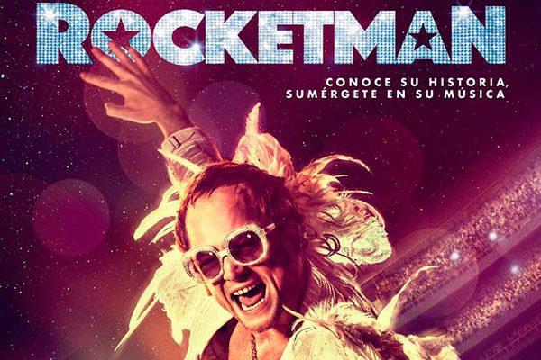 ROCKETMAN (Elton John biopic) review