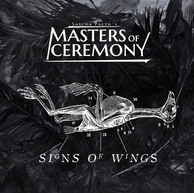 SASCHA PAETH's Masters Of Ceremony – Signs Of Wings (2019) Review 8/10
