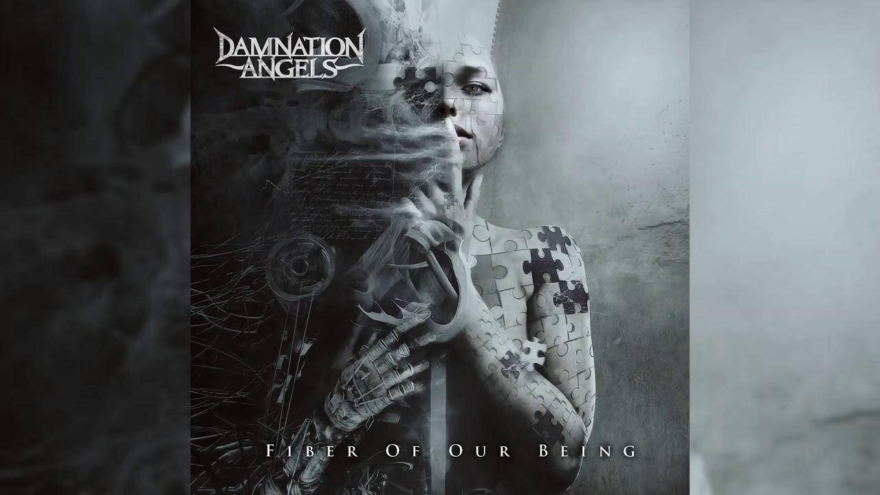 DAMNATION ANGELS – Nuevo álbum «Fiber Of Our Being»