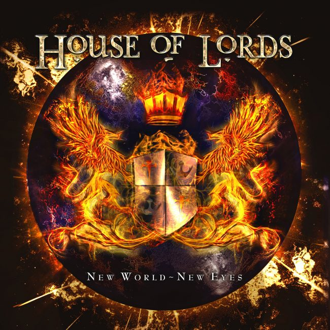 HOUSE OF LORDS – New World New Eyes (2020) Review