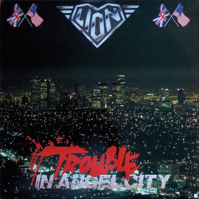 LION – Reedición de «Trouble in Angel City»