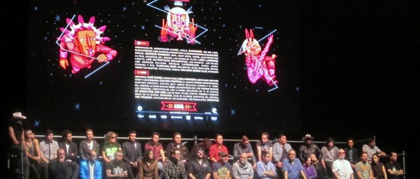 Presentan cartel de Vive Latino 2016