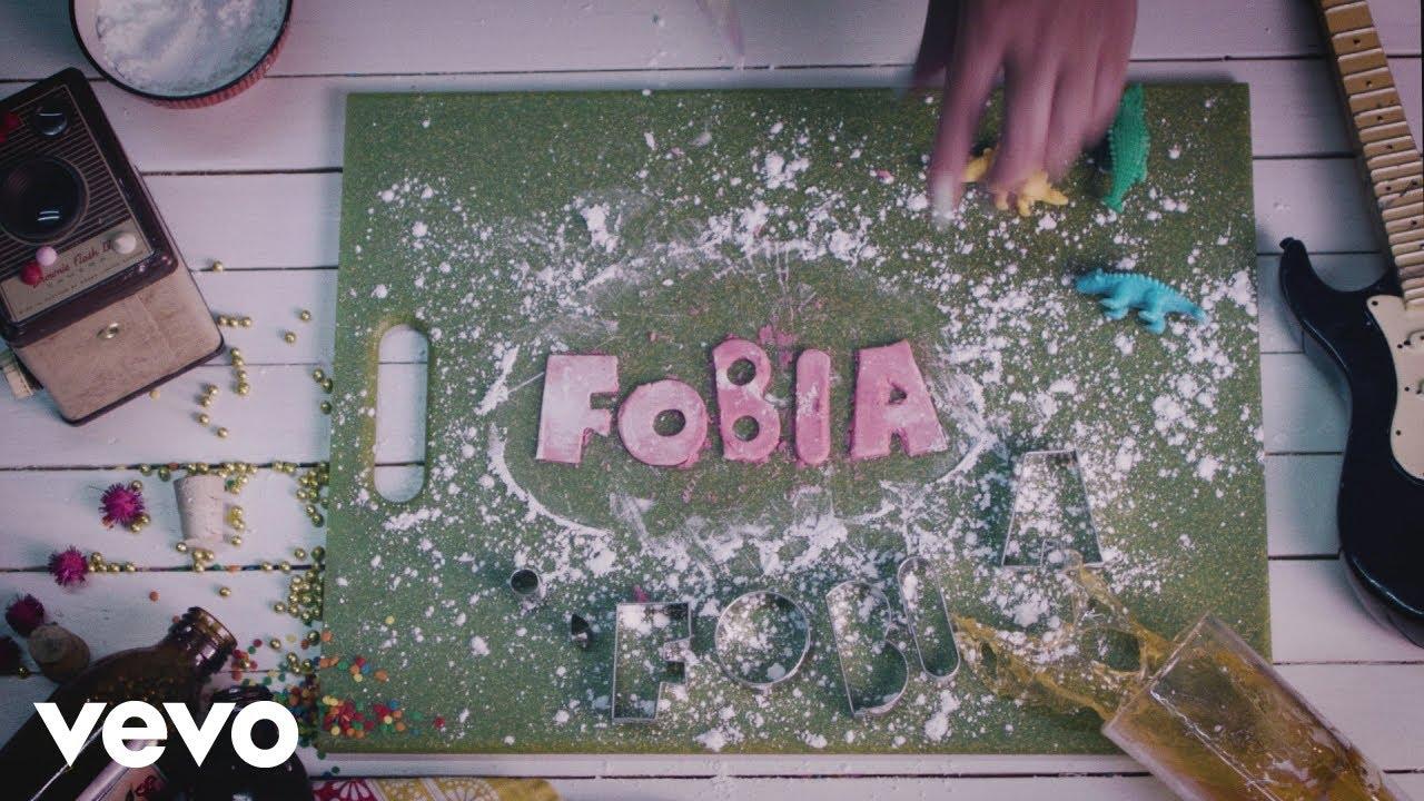 Cierra Fobia 30 aniversario con Pastel