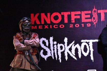 Slipknot cambia de piel