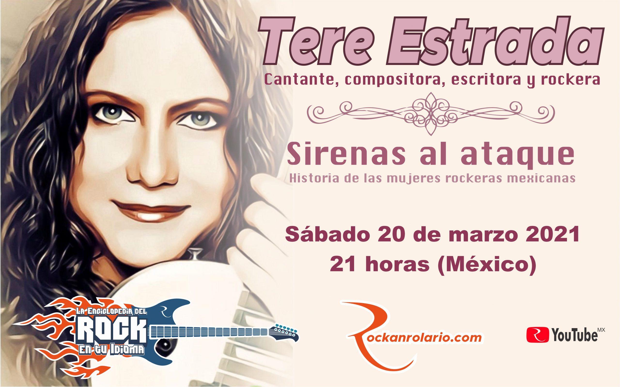 #Enciclopedia – Tere Estrada