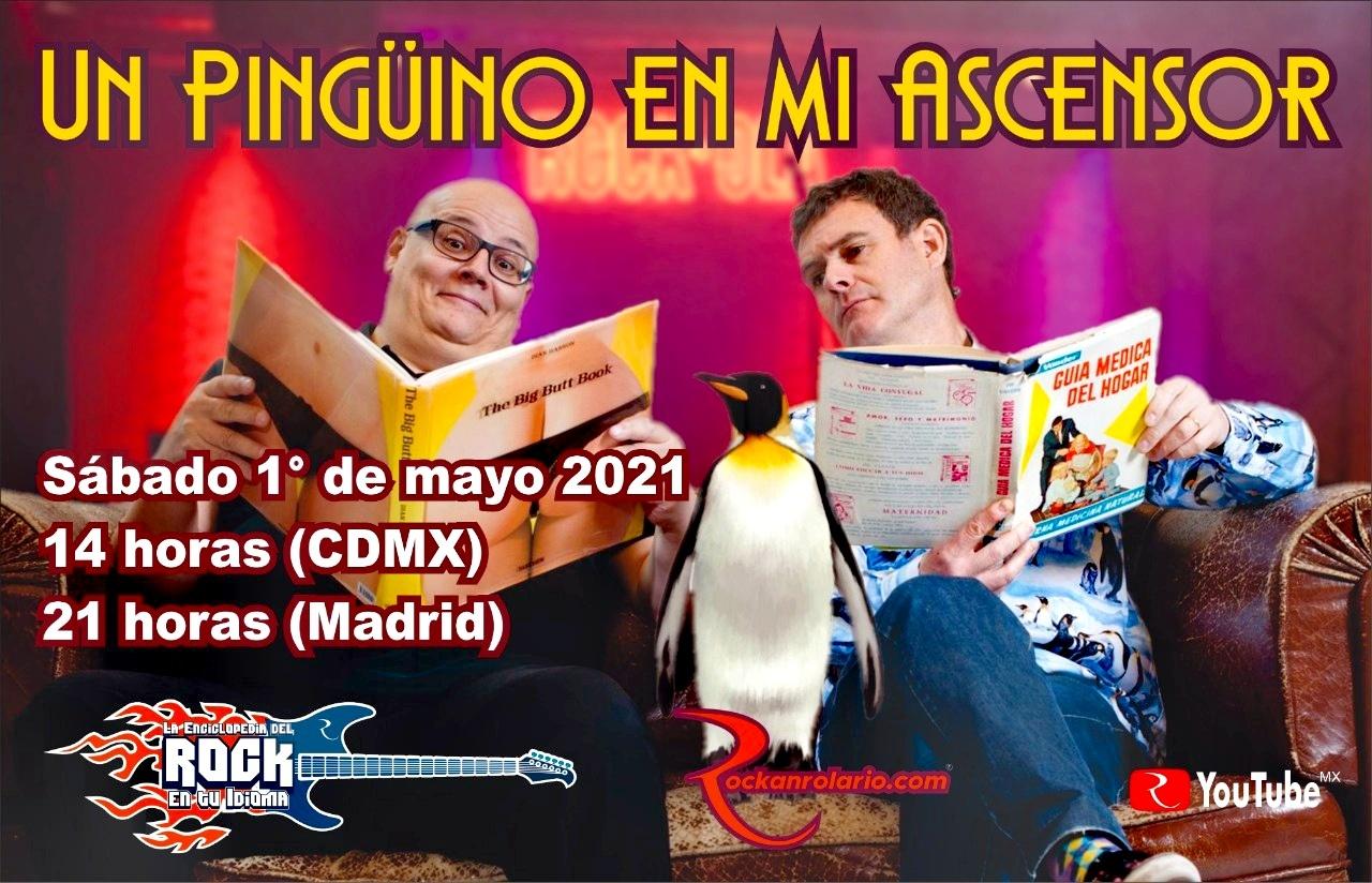 #Enciclopedia   Un Pingüino en mi Ascensor