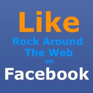 Like Rock Around The Web on Facebook