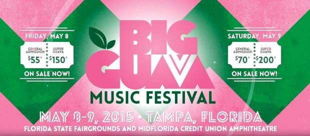 Big Guava Music Fest-Tampa, Florida