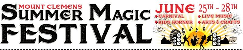 Logo Summer Magic Festival