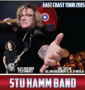 Stu Hamm Tour Poster-1