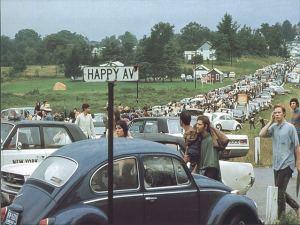 HAPPY AVE -- WOODSTOCK