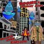 Album Cover-Bullets Over Babylon
