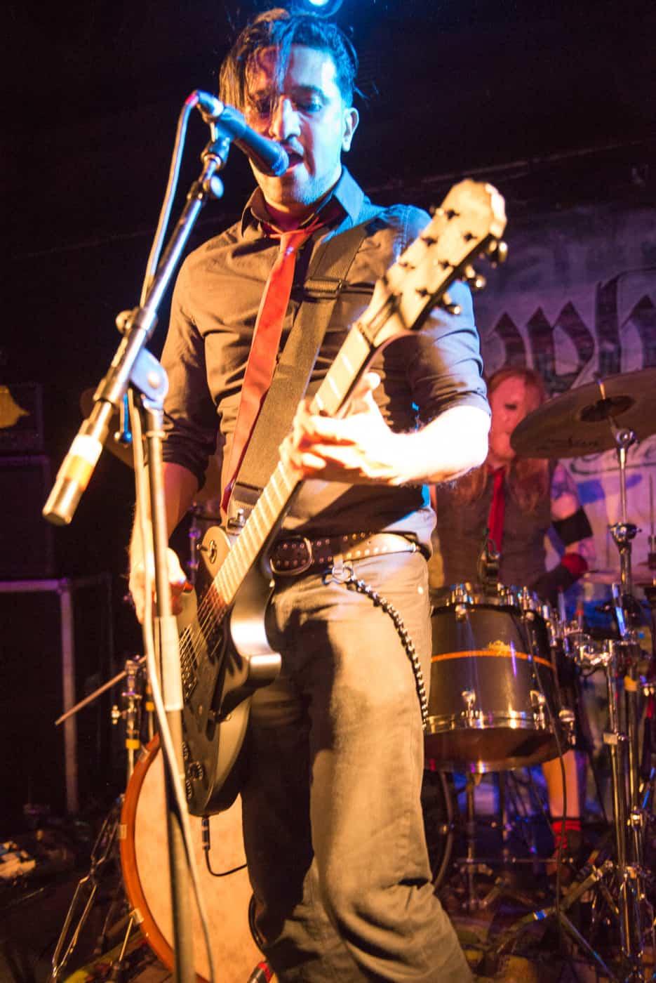 Camden Rocks Presents: Black Sixteen @ The Barfly, Camden