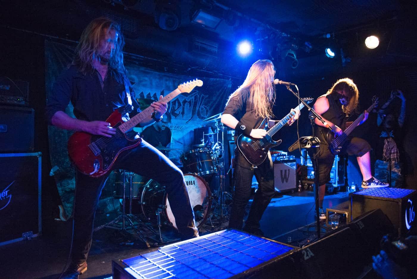 Camden Rocks Presents:  Cypher16 @ The Barfly, Camden