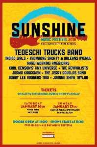 Sunshine Music Festival 2016