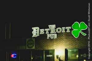 The Detroit Pub