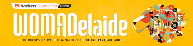 Womad logo 2016