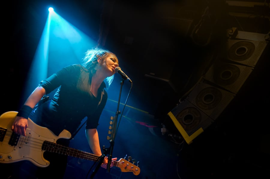 The Amorettes – TX63 Music Photography-003